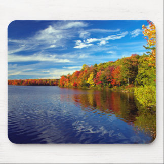 Autumn In The Poconos Mouse Pad