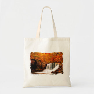 Autumn in the Poconos Totebag Tote Bag