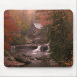 Autumn in the Woods Mousepad