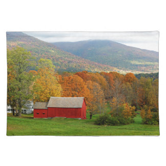 Autumn in Vermont Placemats