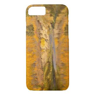 Autumn in Whitemud Ravine iPhone 7 Case