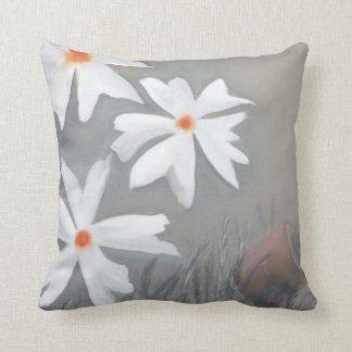 Autumn in your bedroom throw pillow