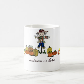 """Autumn is Here"" Mug"