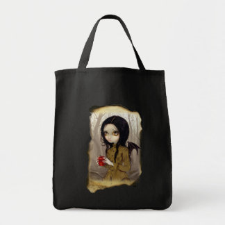 Autumn is My Last Chance gothic fairy Bag