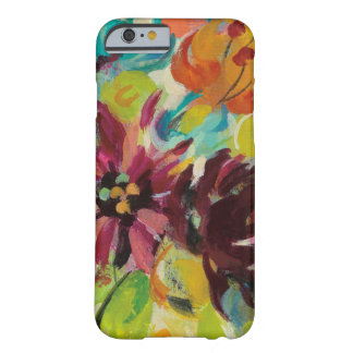Autumn Joy Flowers Barely There iPhone 6 Case