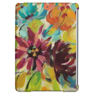 Autumn Joy Flowers iPad Air Cases