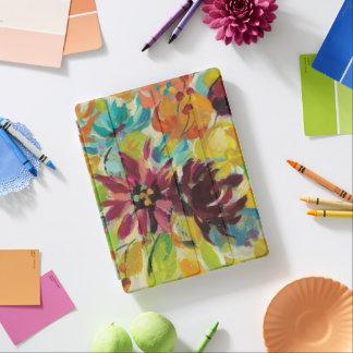Autumn Joy Flowers iPad Cover