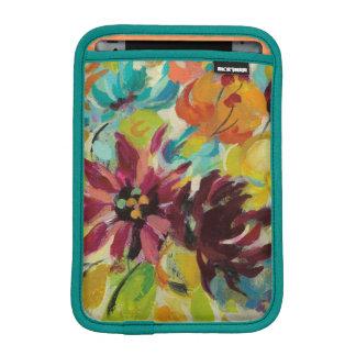 Autumn Joy Flowers iPad Mini Sleeves