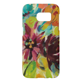 Autumn Joy Flowers Samsung Galaxy S7 Case