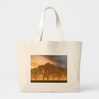 Autumn Jumbo Tote Bag