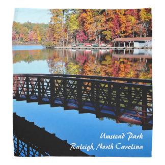 Autumn Lake Head Kerchiefs