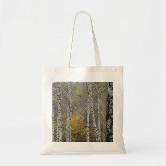 Autumn Landscape Budget Tote