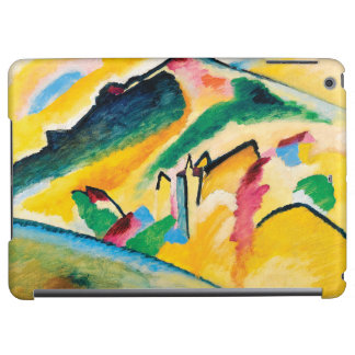 Autumn Landscape by Wassily Kandinsky iPad Air Cases