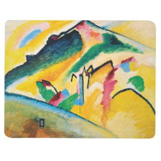 Autumn Landscape by Wassily Kandinsky Journal