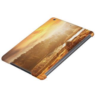 Autumn landscape case for iPad air