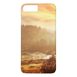 Autumn landscape iPhone 7 plus case