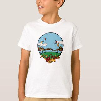 Autumn Landscape Scene T-Shirt