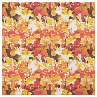 Autumn Leaf Fabric