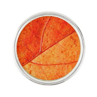 Autumn Leaf Lapel Pin