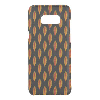 Autumn Leaf Pattern Uncommon Samsung Galaxy S8 Plus Case