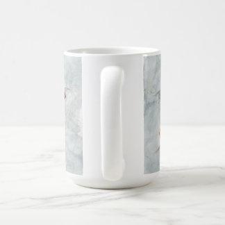 Autumn Leaves 15 oz Classic White Mug