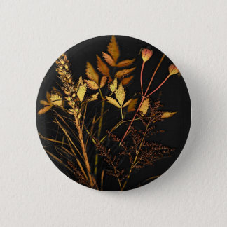 Autumn Leaves 2 Inch Round Button