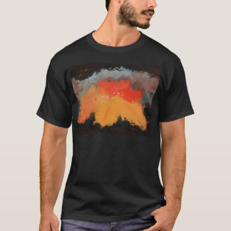 Autumn leaves and birds T-Shirt
