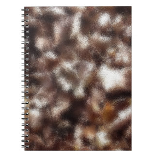Autumn Leaves - Blurred Notebooks