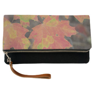 Autumn Leaves Clutch