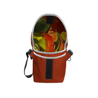 Autumn Leaves Commuter Bags
