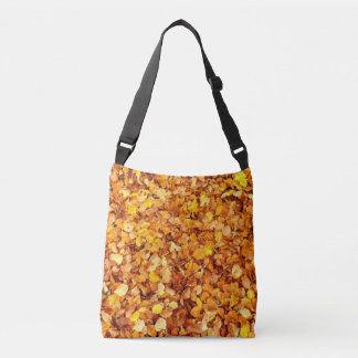 Autumn Leaves Cross Body Bag