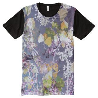 Autumn Leaves Design. All-Over-Print T-Shirt