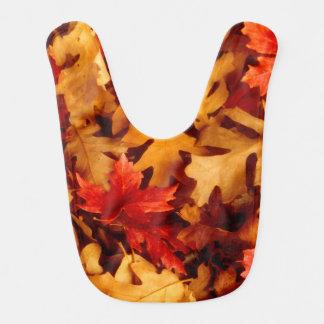 Autumn Leaves - Fall Color Bib
