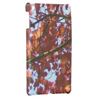 Autumn Leaves I Pad Mini Case Case For The iPad Mini