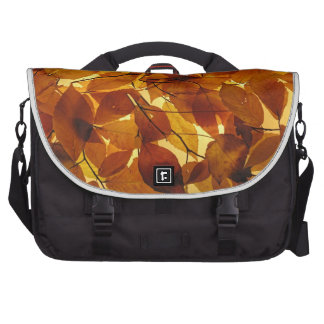 Autumn Leaves Bag For Laptop