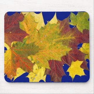 'Autumn Leaves' Mousepad
