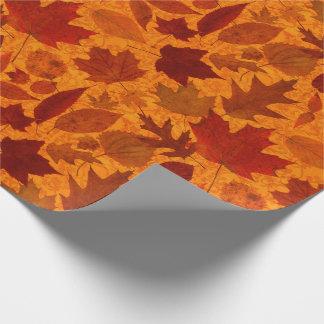 Autumn Leaves Orange