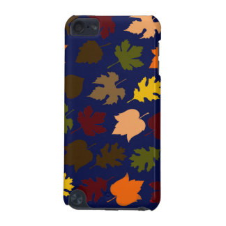 Autumn Leaves Pattern iPod Touch (5th Generation) Cases