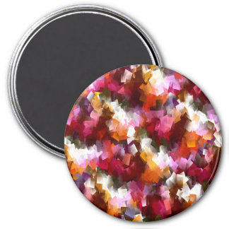 Autumn leaves scattered... magnet