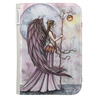 Autumn Light Gothic Fantasy Fairy Art Kindle Cases