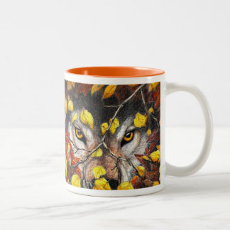 Autumn Lookout Coffee Mug