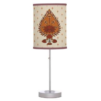 Autumn Lotus Table Lamp