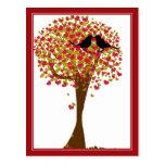 Autumn Love Birds