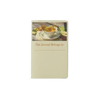 Autumn Love Pocket Moleskine Notebook