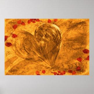 """Autumn """"Love"""" Poster"""