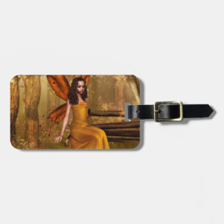 Autumn Tag For Bags