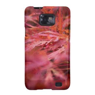 Autumn Maple Galaxy S2 Case