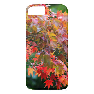Autumn Maple Foliage iPhone 7 Case