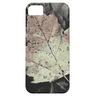 Autumn Maple Leaf Art iPhone 5 Covers
