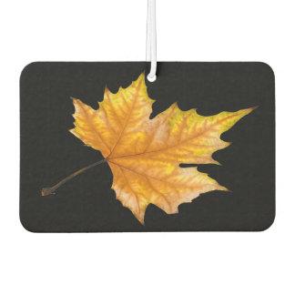 Autumn Maple Leaf Car Air Freshener